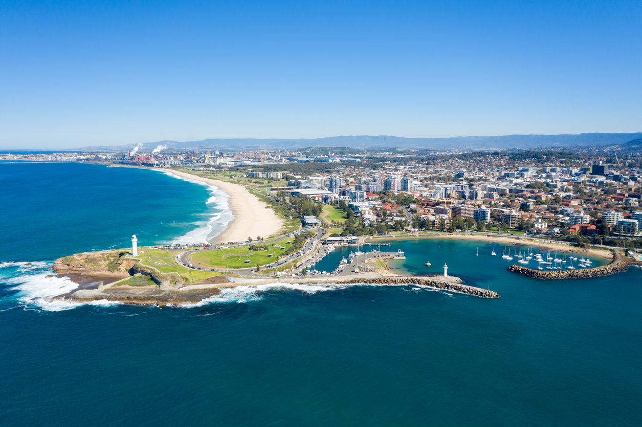 Article image for Lake McKeon? Wollongong's wacky homecoming suggestions for Olympic hero