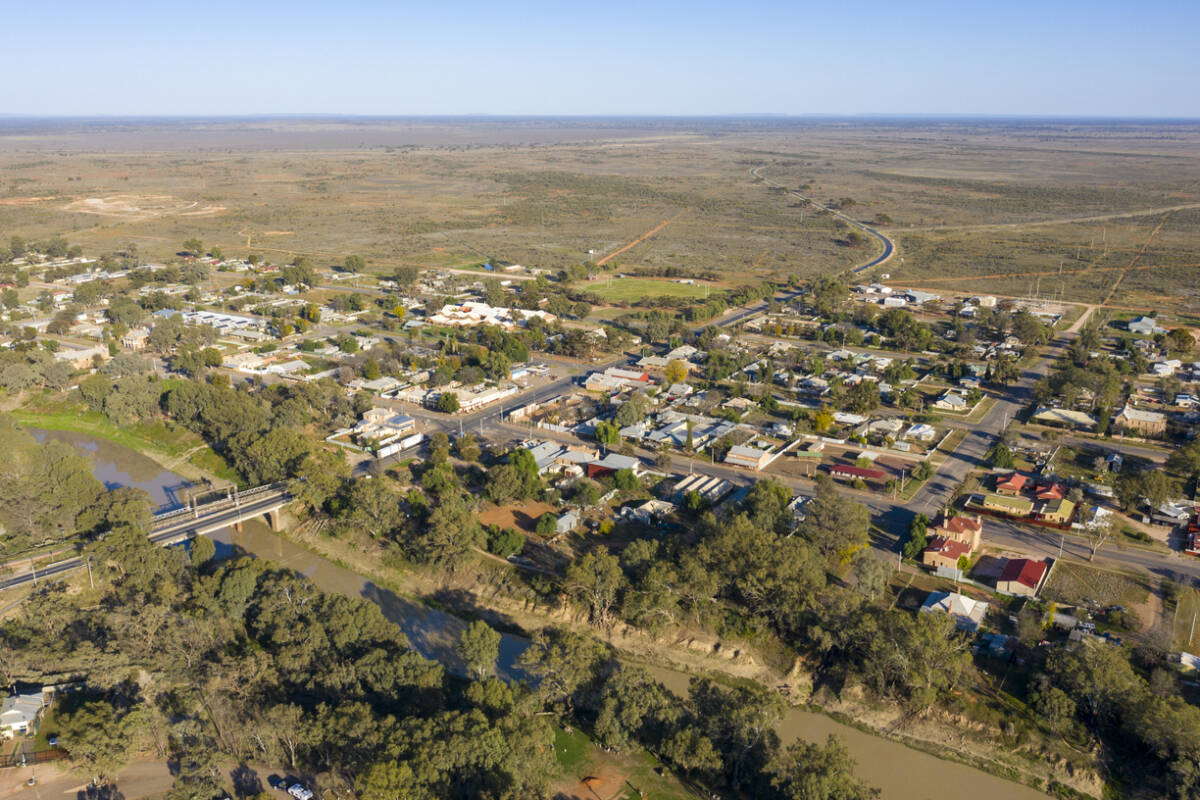 Article image for Barkindji Broken Hill man's remarkable solo effort to feed COVID-stricken Wilcannia