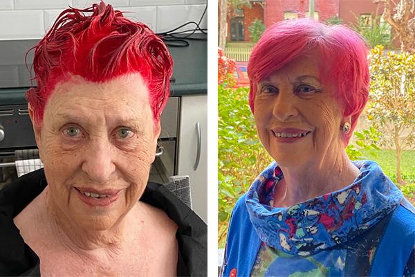 Listener goes pink in Ben Fordham's on-air challenge