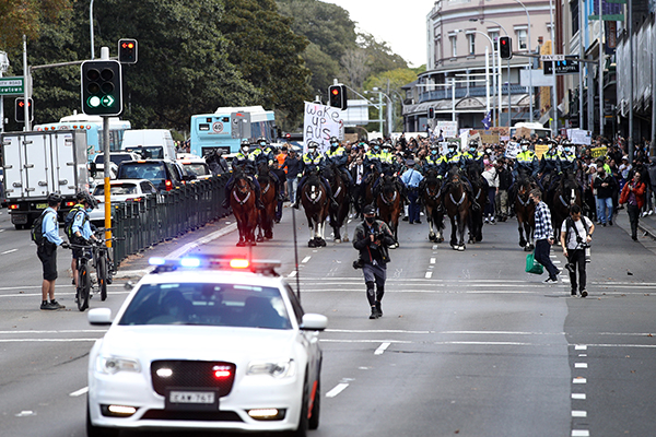 Article image for 'It is absolutely rubbish': Federal MP slams would-be protesters