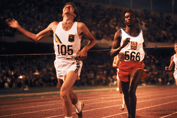 Article image for Olympian Ralph Doubell explains what Peter Bol needs to win 800m race