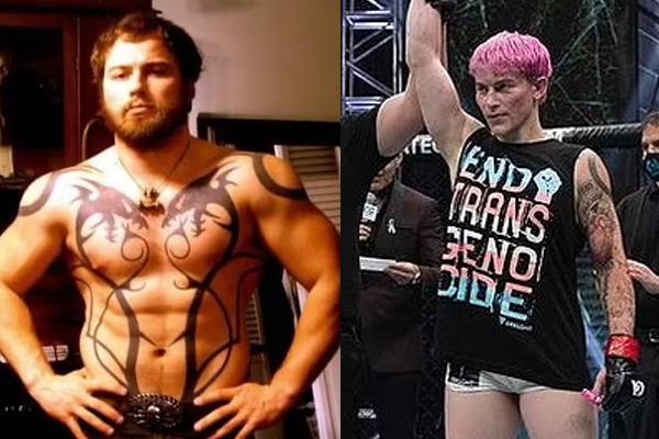 Article image for Women's sport advocate slams MMA's transgender athletes
