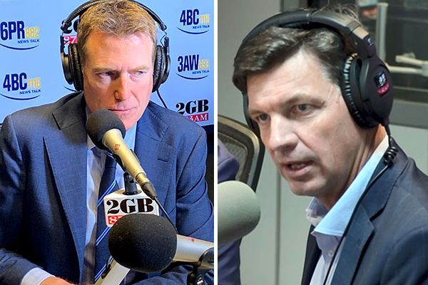 Article image for Energy Minister defends Christian Porter against 'truly outrageous' comments