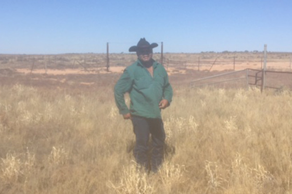Article image for Wilcannia's local hero 'dumbfounded' by Deputy Premier's million-dollar pledge