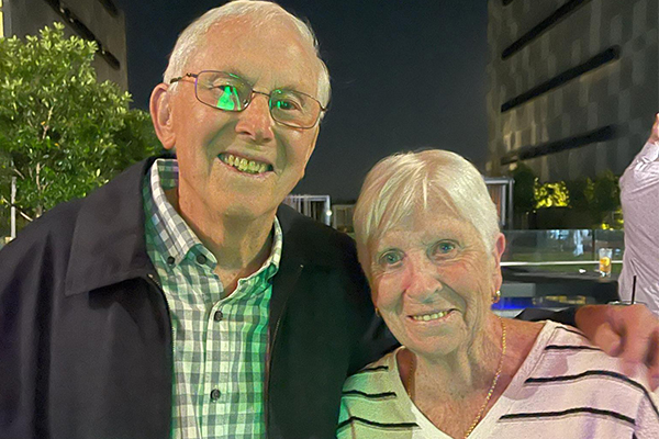 Article image for Elderly couple facing homelessness as border exemption denied
