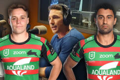 Billy Slater reveals his pick for the Rabbitohs' no. 1 replacement