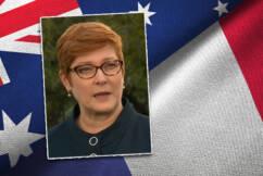 Foreign Minister denies French submarine snub will crush EU trade negotiations