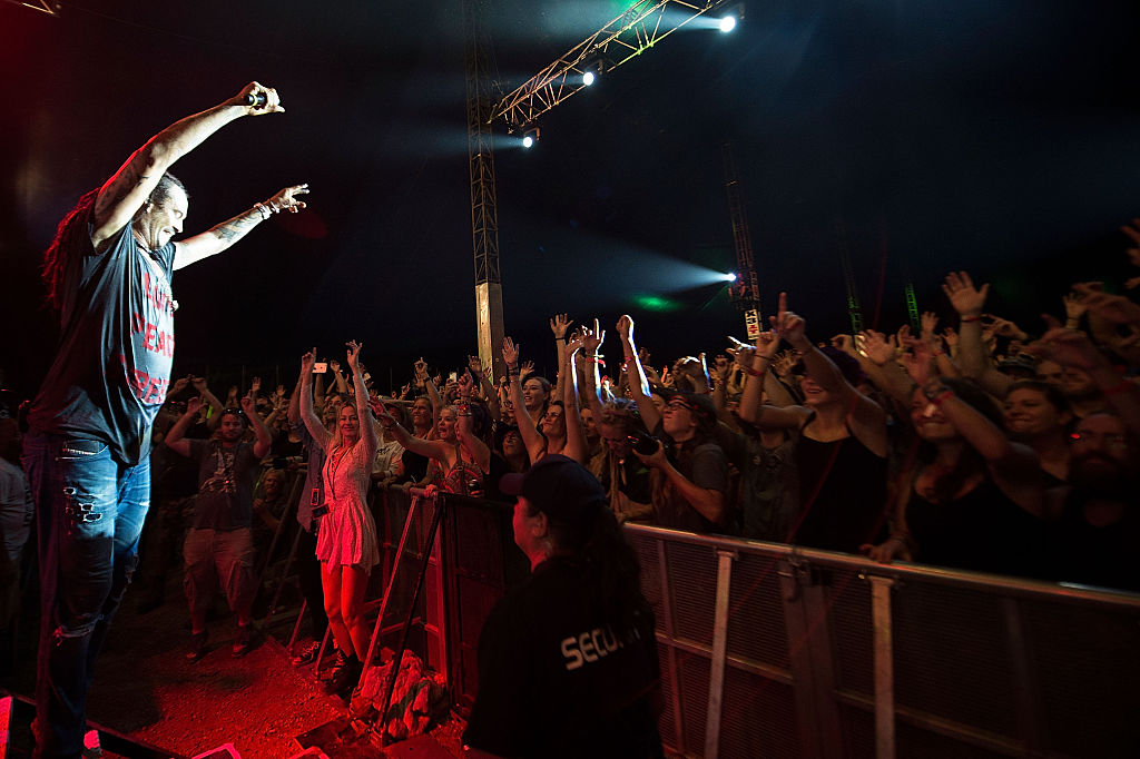 Article image for Third time lucky: Byron Bay's 'magical' Bluesfest bounces back bigger and better