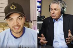 Ray Hadley goes head-to-head with Guy Sebastian live on-air