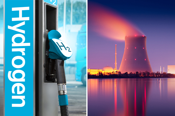 Article image for Energy Minister touts hydrogen over nuclear amid multimillion-dollar investment