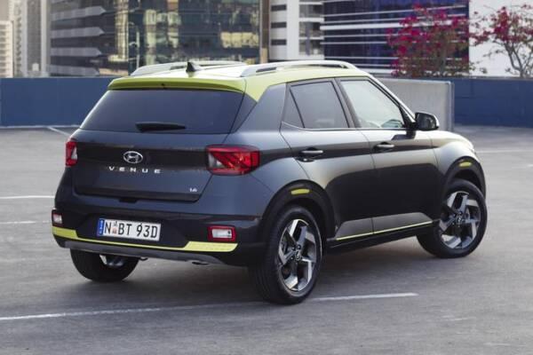 Hyundai Venue 4
