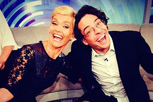 Article image for Joe Hildebrand defends Jessica Rowe against 'insane' racism furore
