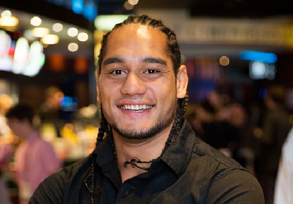 Article image for Martin Taupau shares personal growth journey from 'thug' to 'family man' on 200th game milestone