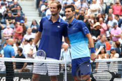 Daniil Medvedev claims US Open win with 'incredible performance'