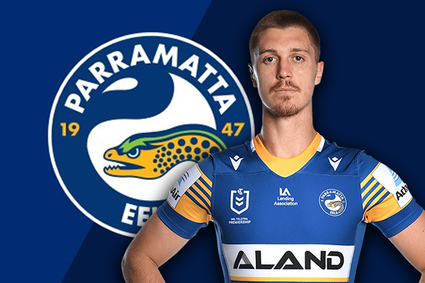 Article image for No second chances: Parramatta Eels stars well-rested ahead of Knights eliminator