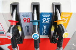 Petrol prices still at a 13 year high