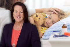 Australia's chief nurse 'states the facts as they are' on COVID in children