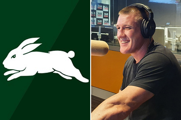 Article image for 'I told you so': Paul Gallen changes his tune on the South Sydney Rabbitohs