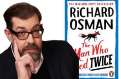 Richard Osman: The Man Who Died Twice