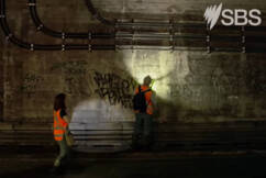 Secret tunnels and bodies exhumed: The past and present of Australia's busiest station