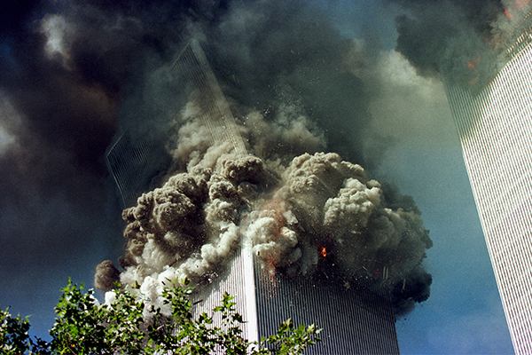 Article image for 'We can't forget': Remarkable interview almost 20 years on from 9/11