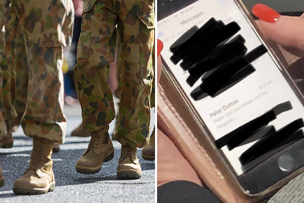 Article image for Queensland minister's 'messy' communication breakdown leaves ADF soldiers in limbo