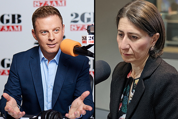 Article image for 'What's the point?': Ben Fordham blasts Premier's unvaccinated 'hand grenade'