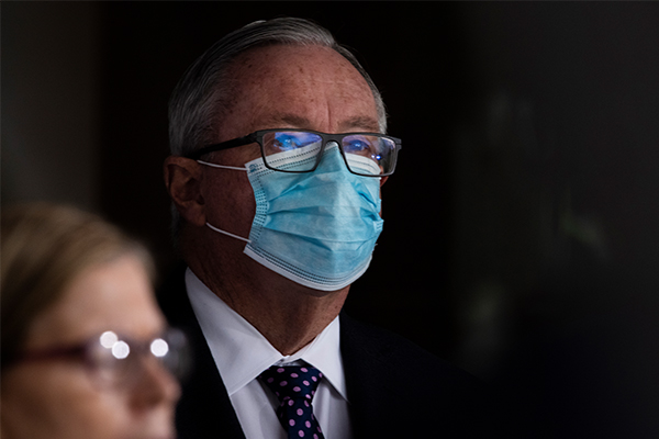 Article image for 'We've been failed': Liberal MP stands by calls for Health Minister to resign