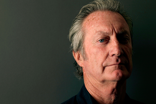 Article image for What sets Bryan Brown apart from other authors