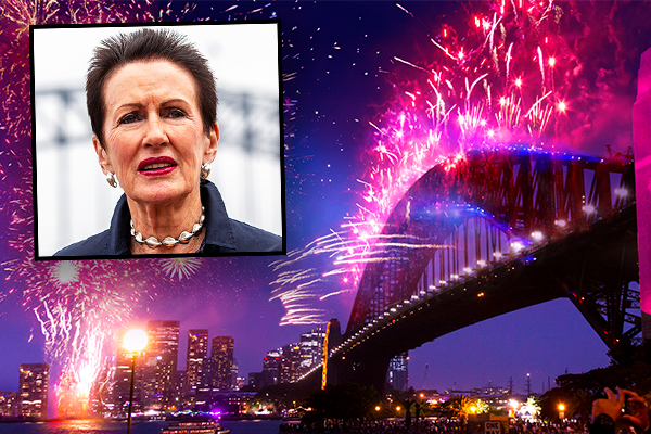 Article image for Councillors 'surprised' as 'Grinch' Clover Moore scraps NYE family fireworks