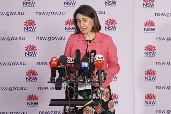 Article image for NSW Premier announces change to restrictions in hotspot LGAs
