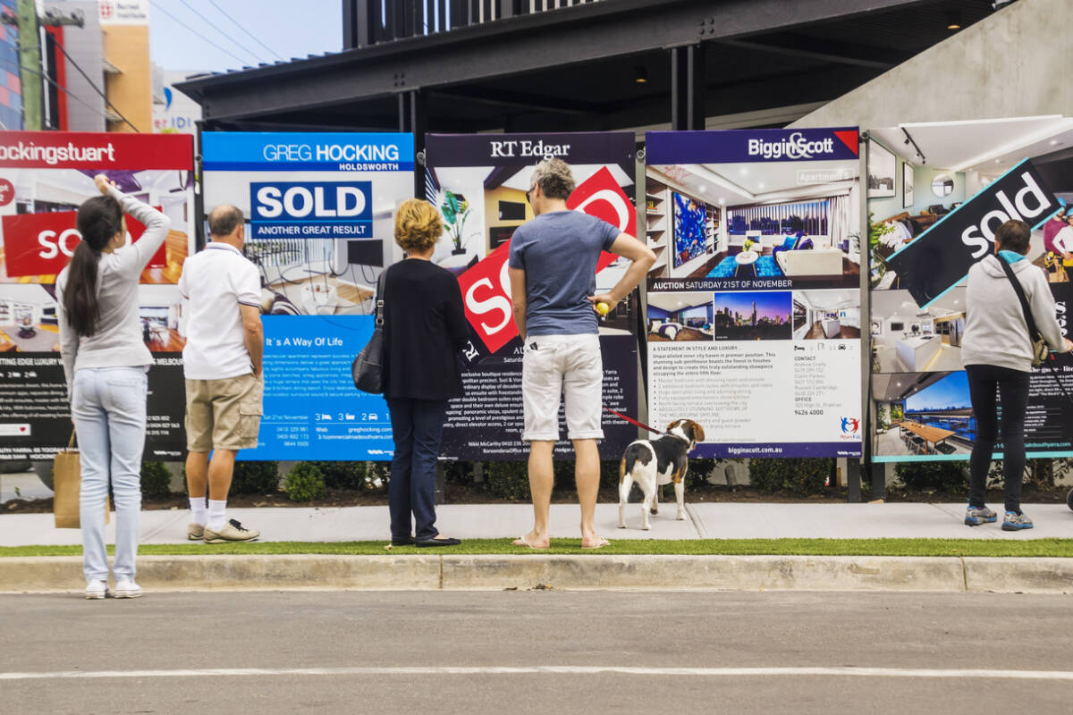 Article image for 'Silver lining' for first home buyers amid astronomical property market