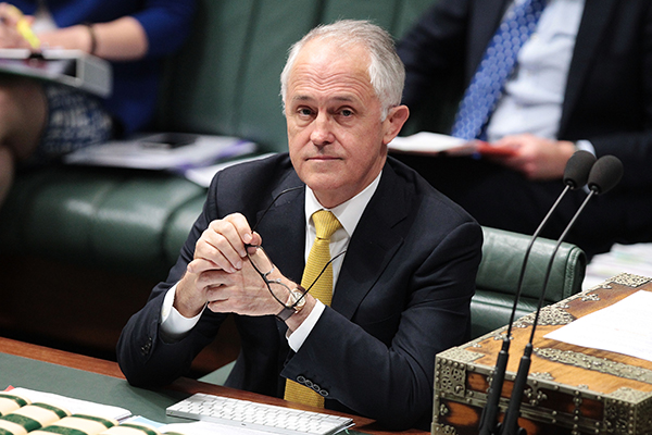 Article image for 'Is Malcolm OK?': Former PM's 'all-time dummy spit' in the spotlight