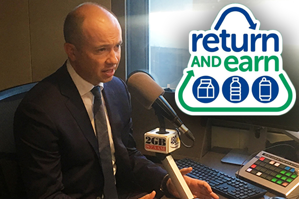 Article image for Here's when Return and Earn will reopen in Sydney
