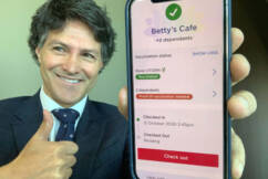 Minister hopes 'silky smooth' vaccine app will be ready in weeks