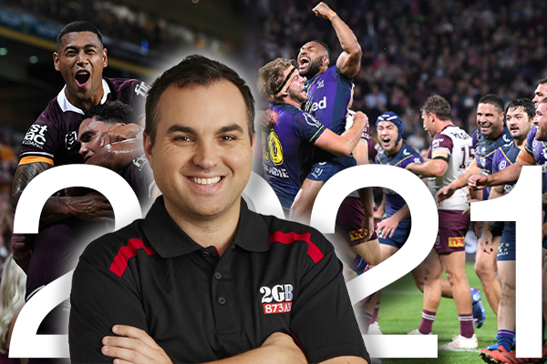 Article image for The year that was in rugby league: James Willis hits rewind on 2021 NRL season