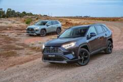 Toyota's Hybrid RAV4 SUV – Australia's favourite family SUV
