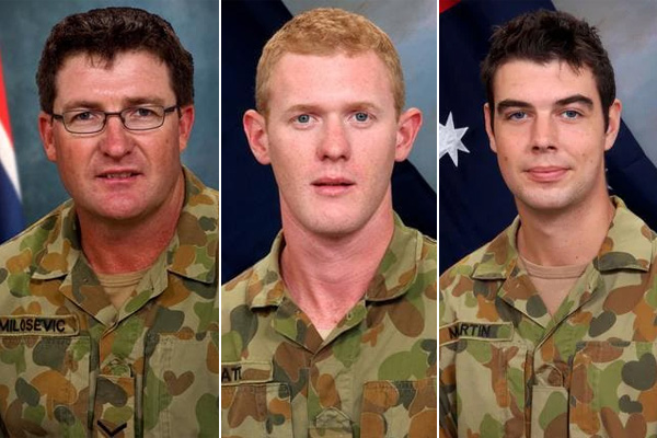 Article image for Lives of Australian soldiers 'traded away' as murderous Taliban terrorist set free