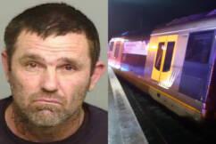 Man wanted over Wollongong train derailment