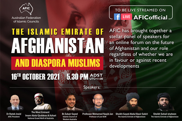 Article image for NSW Minister confirms controversial event hosting Taliban members cancelled