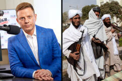 'This is absolutely appalling': Taliban given platform to speak in Australia