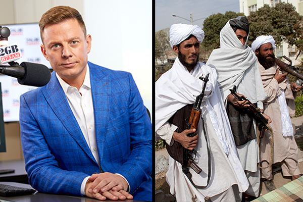 Article image for 'This is absolutely appalling': Taliban given platform to speak in Australia