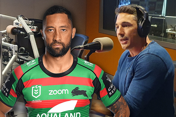 Article image for 'Plenty to give': Billy Slater endorses Benji Marshall to go around again
