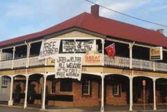 Singleton pub fined multiple times for serving unvaccinated customers