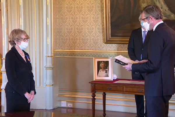 Article image for Dominic Perrottet sworn in as Premier of NSW