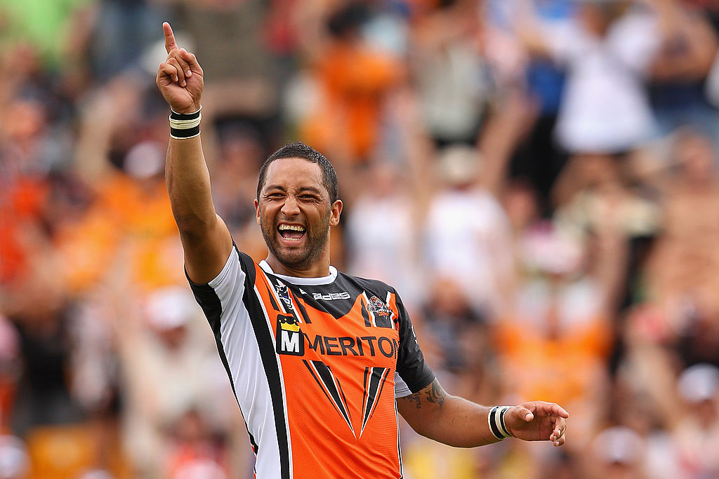 Article image for 'A rockstar from day one': Benji Marshall's friends and colleagues pay tribute to retiree