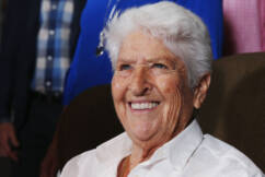 'That is me!': Australian swimming legend honoured by namesake award