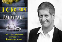 HG Nelson digs into sport's unmined potential with mind-melting new book