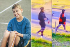 Police release CCTV after murder of 16-year-old boy