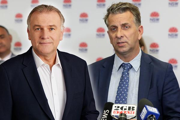 Article image for 'NSW deserved better': Jim Wilson tears into Andrew Constance's career move